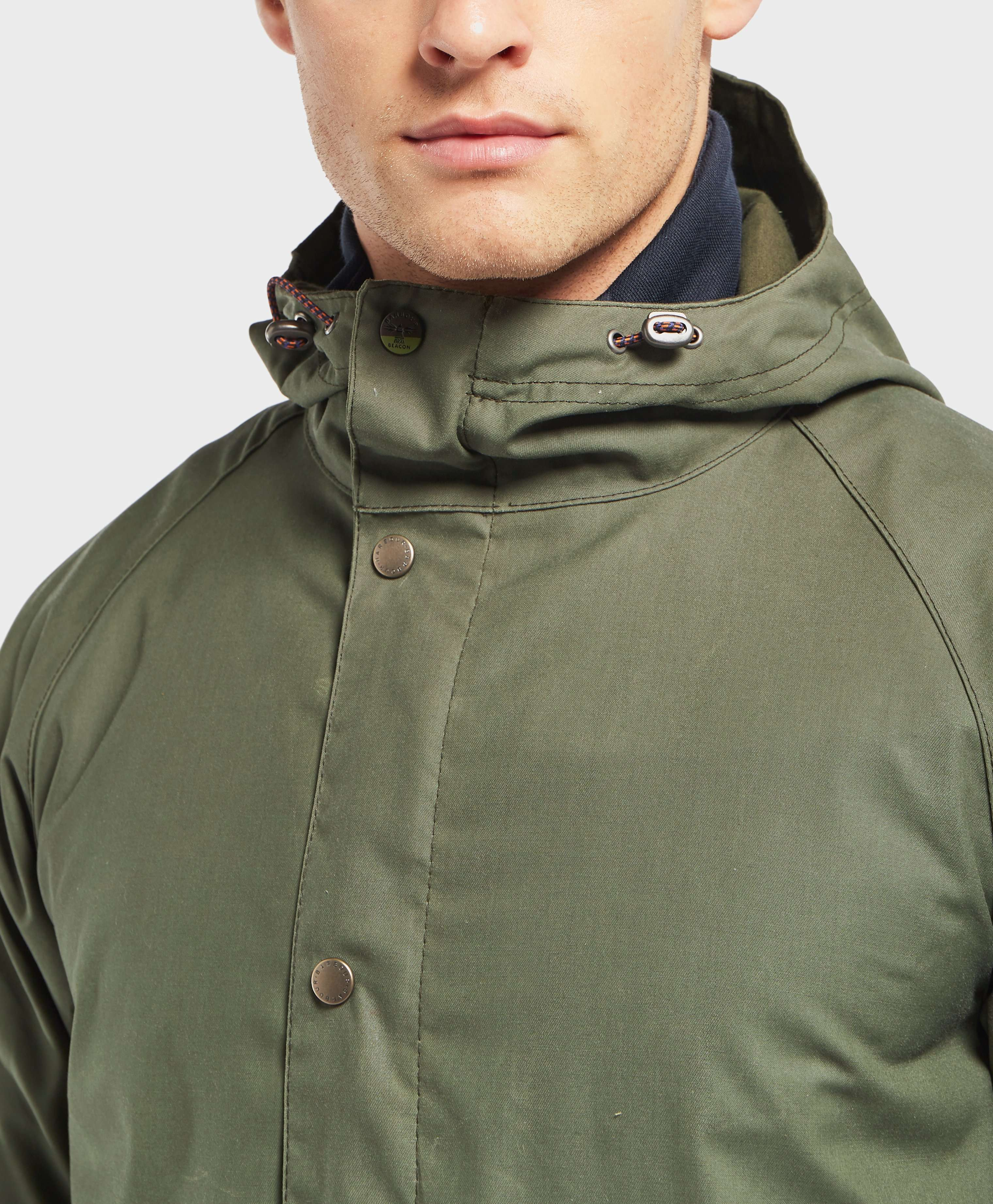 Barbour Beacon Pass Waxed Jacket