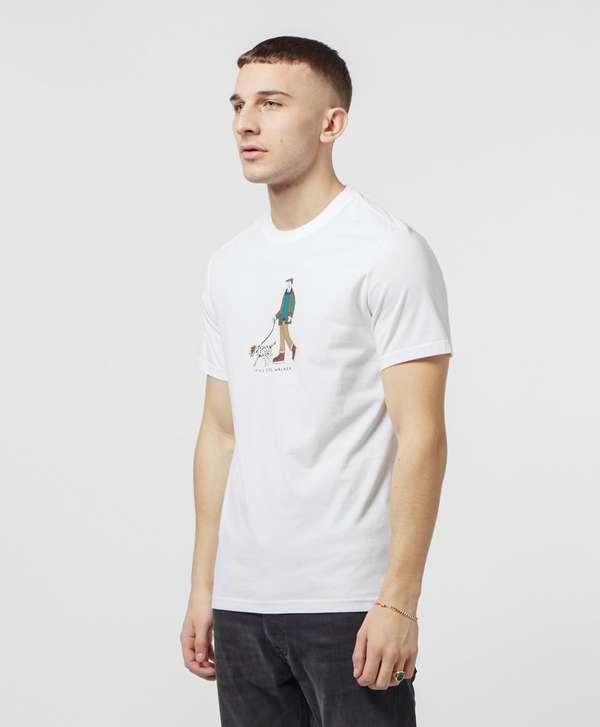 Barbour Josh Parky 1 Short Sleeve Graphic T-Shirt