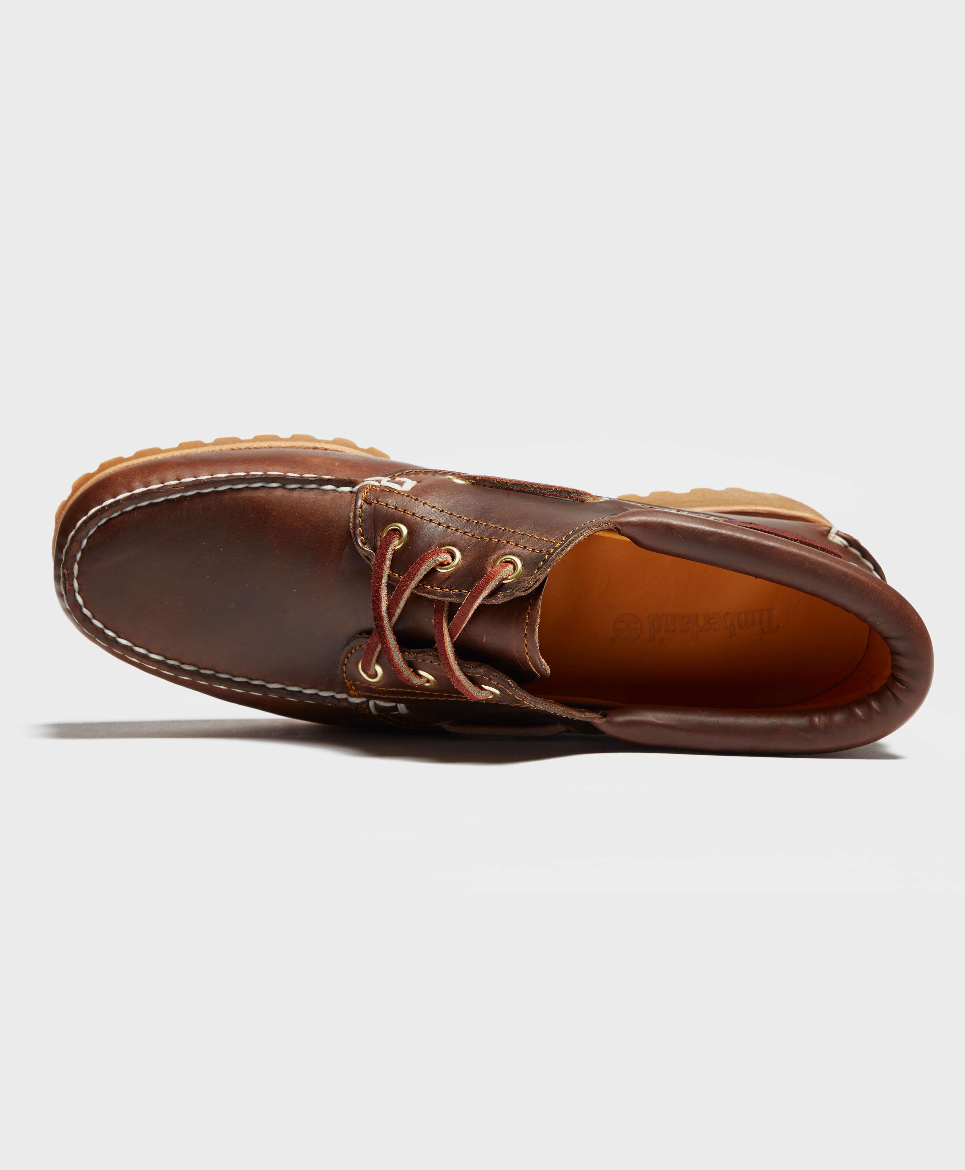 Timberland Authentic 3 Eye Boat Shoes - Online Exclusive