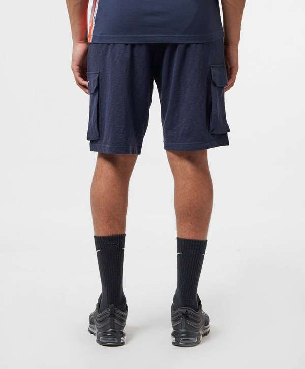 Emporio Armani Tape Cargo Shorts