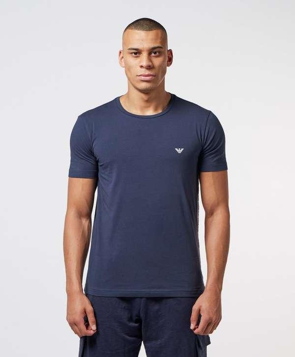 Emporio Armani Swim Tape Short Sleeve T-Shirt