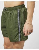Emporio Armani Loungewear Loungewear Tape Swim Shorts