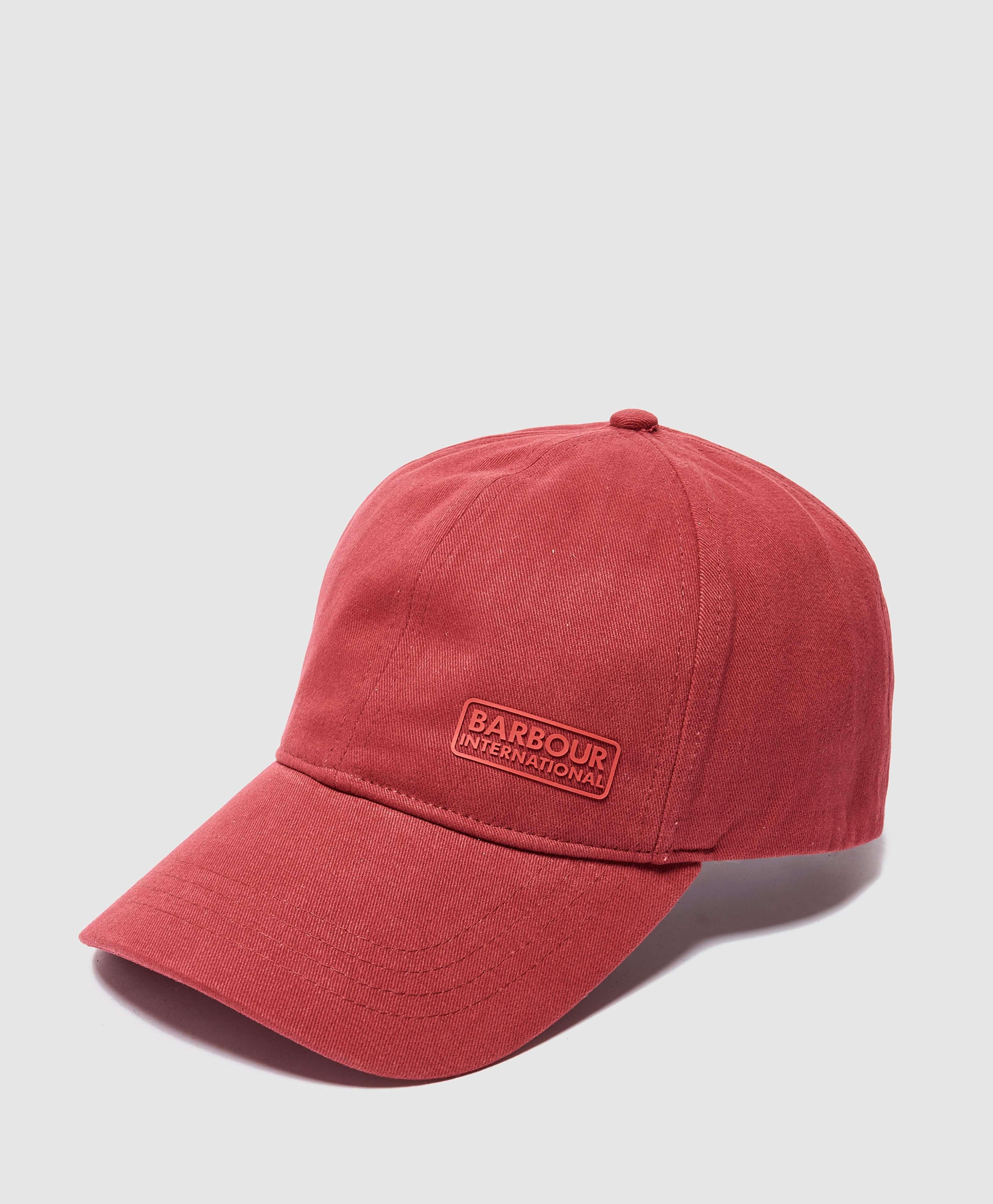 Barbour International Norton Cap