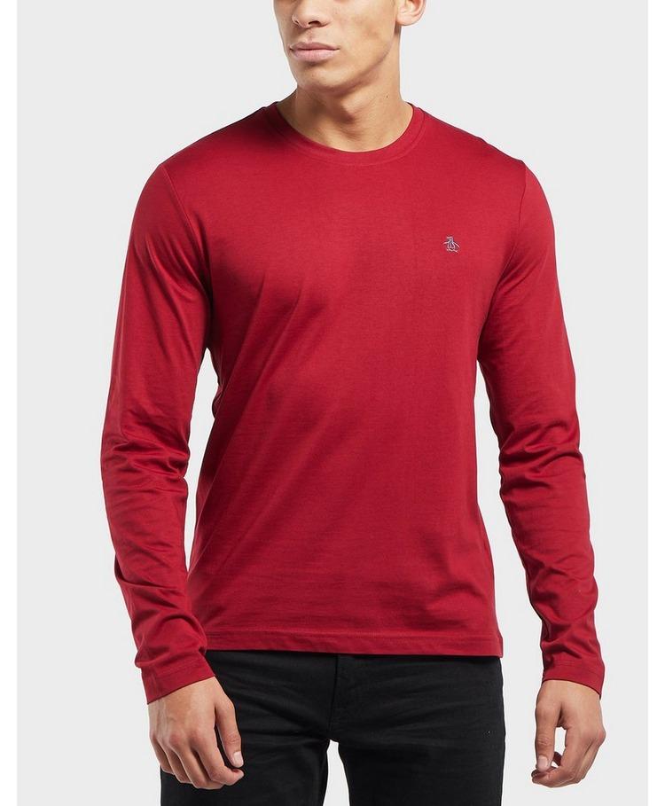 Original Penguin Basic Long Sleeve T-Shirt