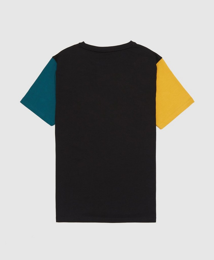 Fila Colour Block Short Sleeve T-Shirt - Exclusive