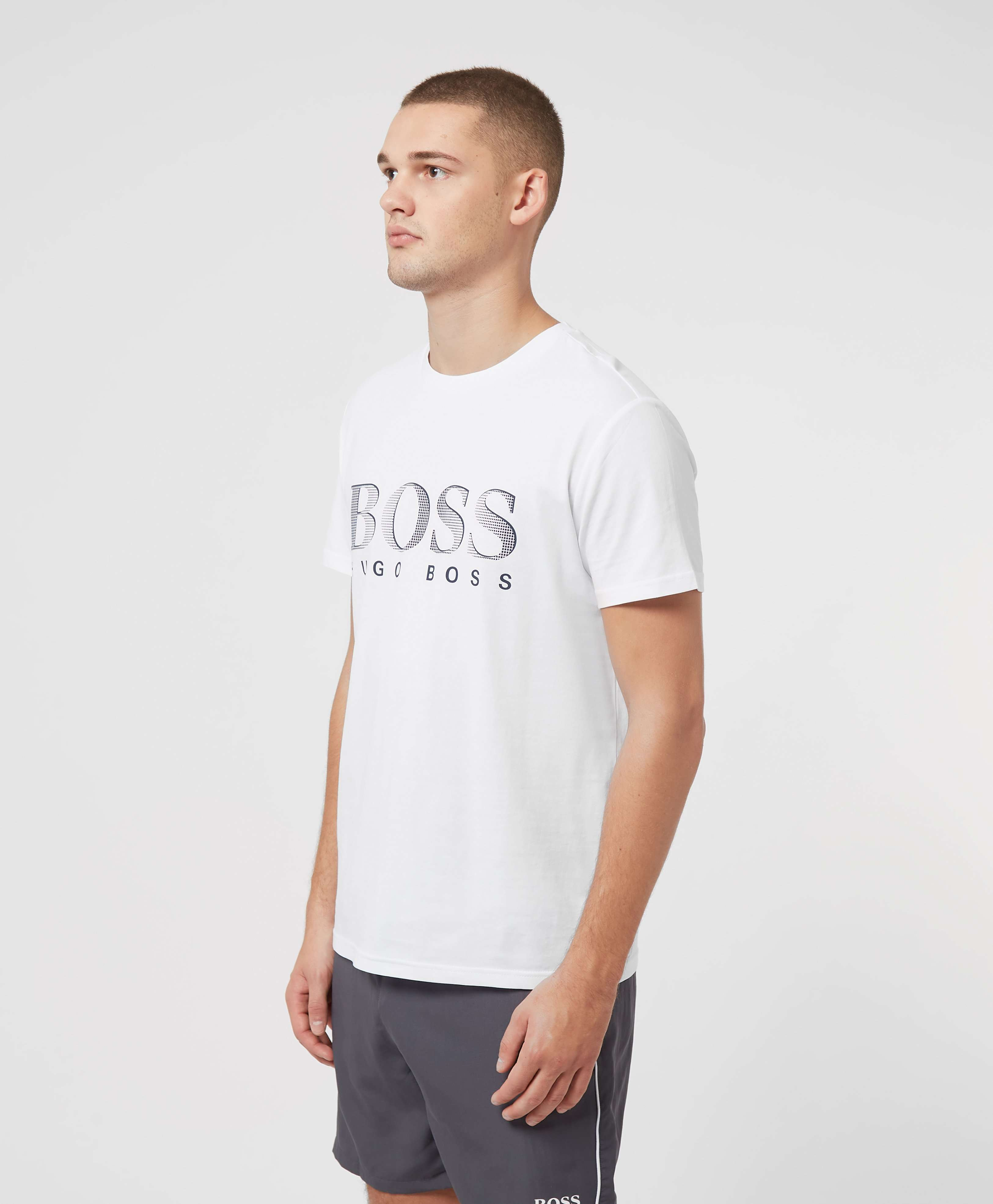 BOSS Core Logo Short Sleeve T-Shirt