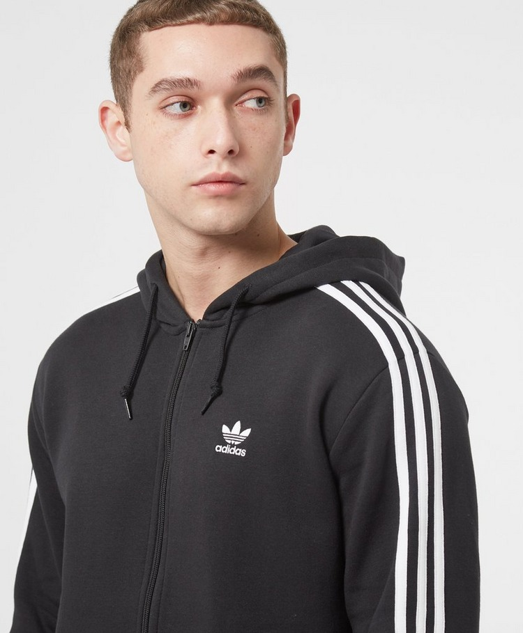adidas Originals 3-Stripes Full Zip Hoodie