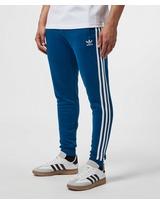 adidas Originals 3-Stripe Cuffed Fleece Pants