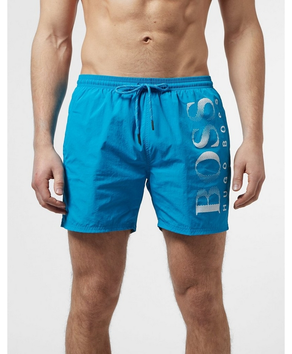 66f13f03e BOSS Octopus Swim Shorts | scotts Menswear