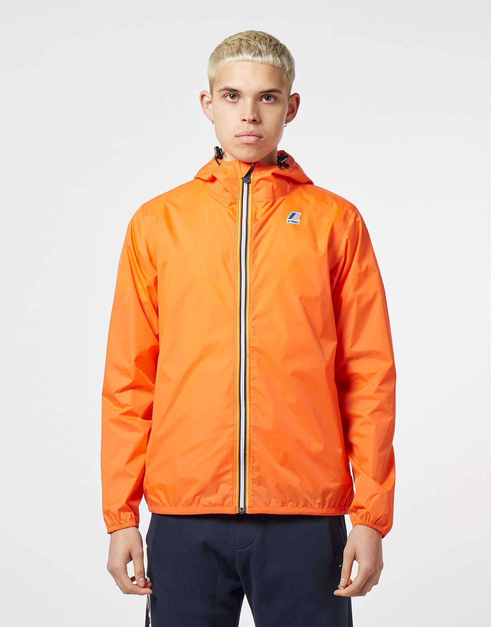 K-Way Claude Full Zip Lightweight Jacket