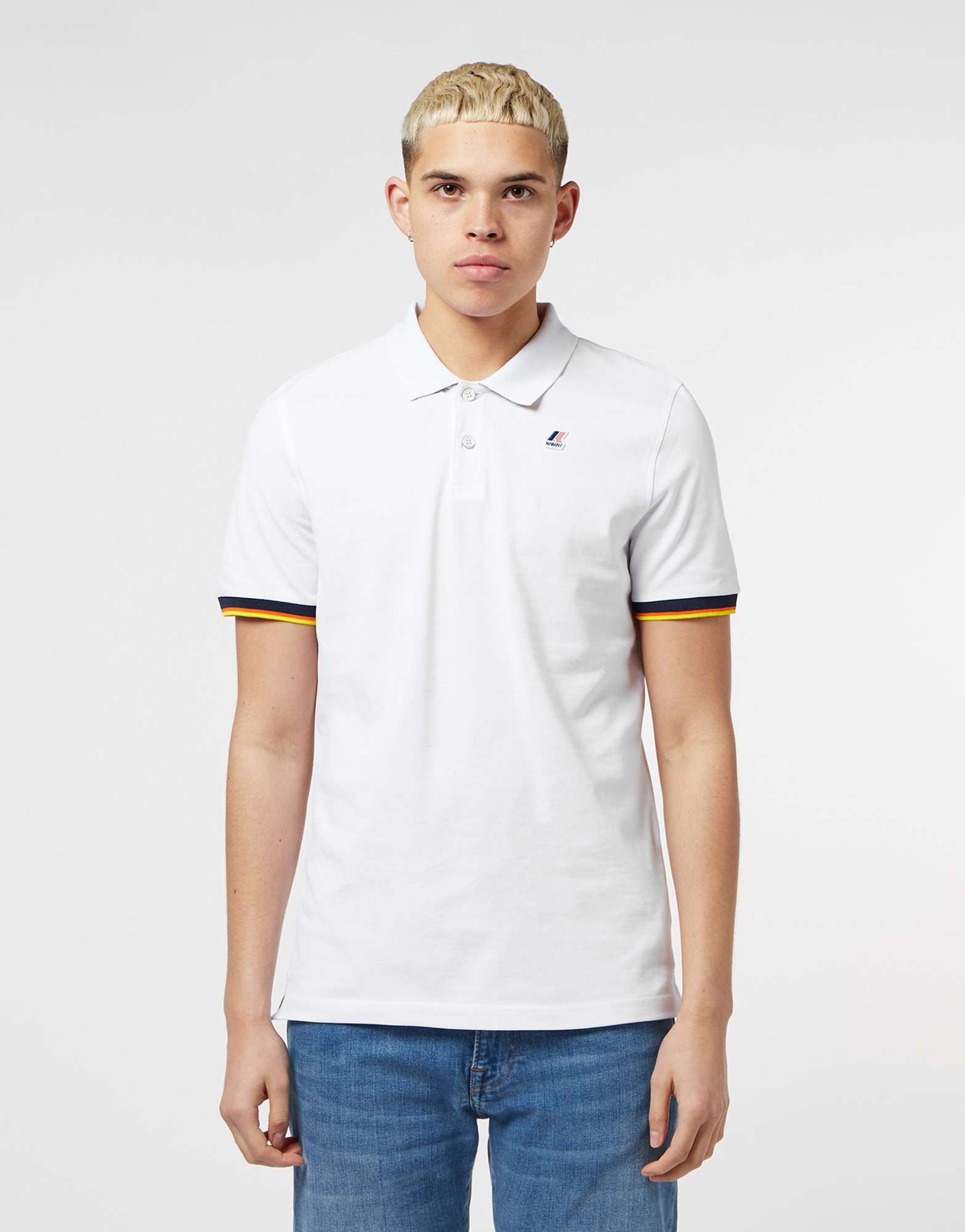 K-Way Vincent Short Sleeve Polo Shirt - Online Exclusive