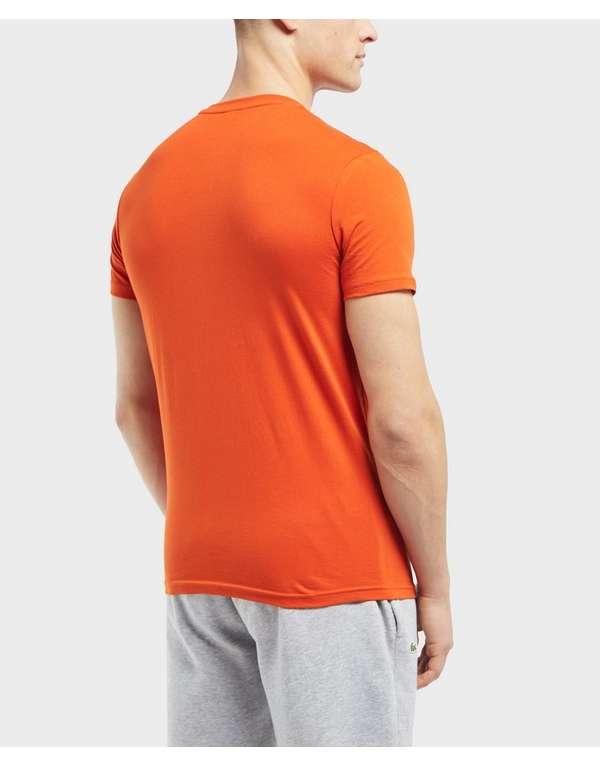 K-Way Macro Logo Short Sleeve T-Shirt