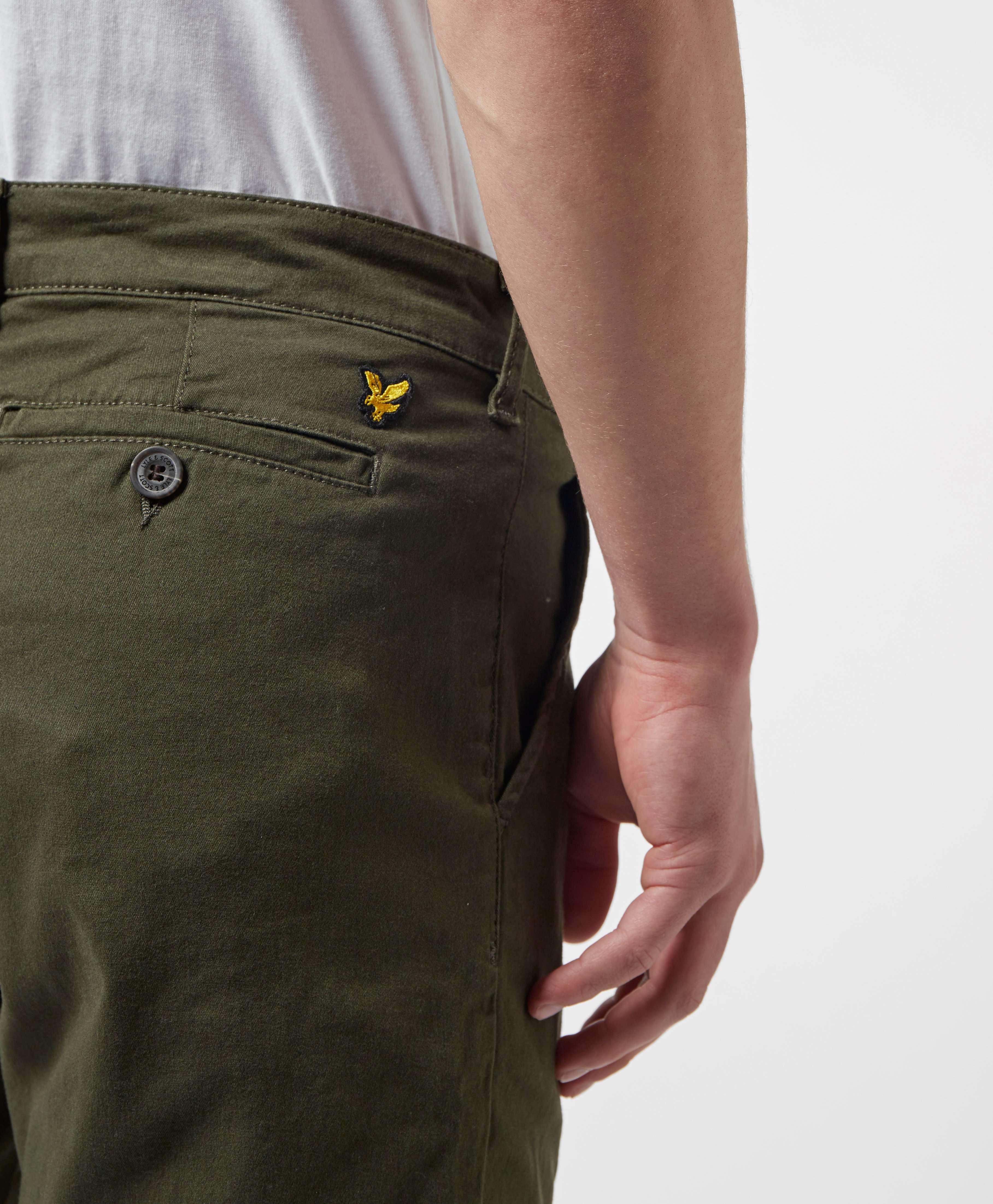 Lyle & Scott Chino Shorts - Exclusive