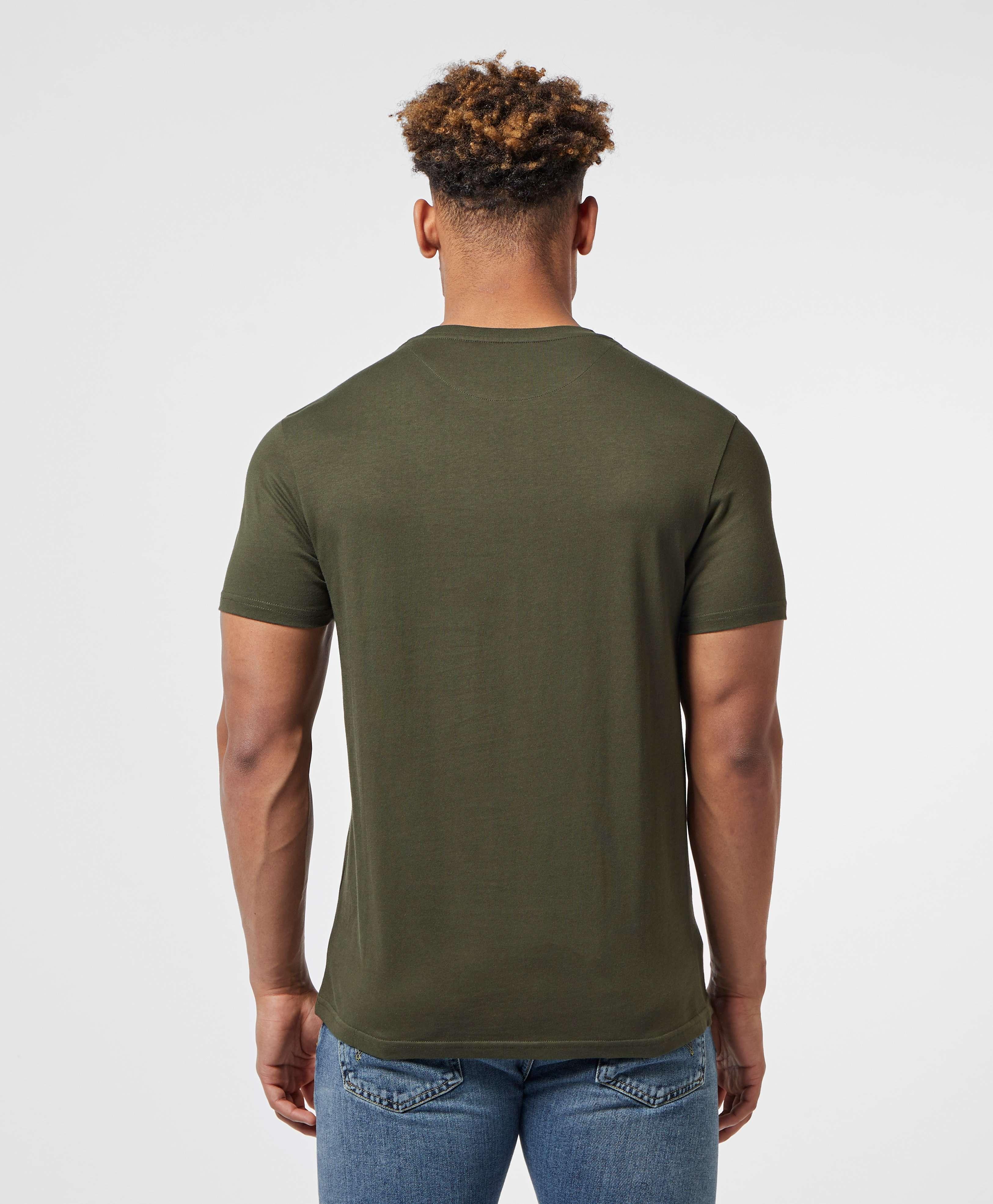 Lyle & Scott Short Sleeve Eagle T-Shirt