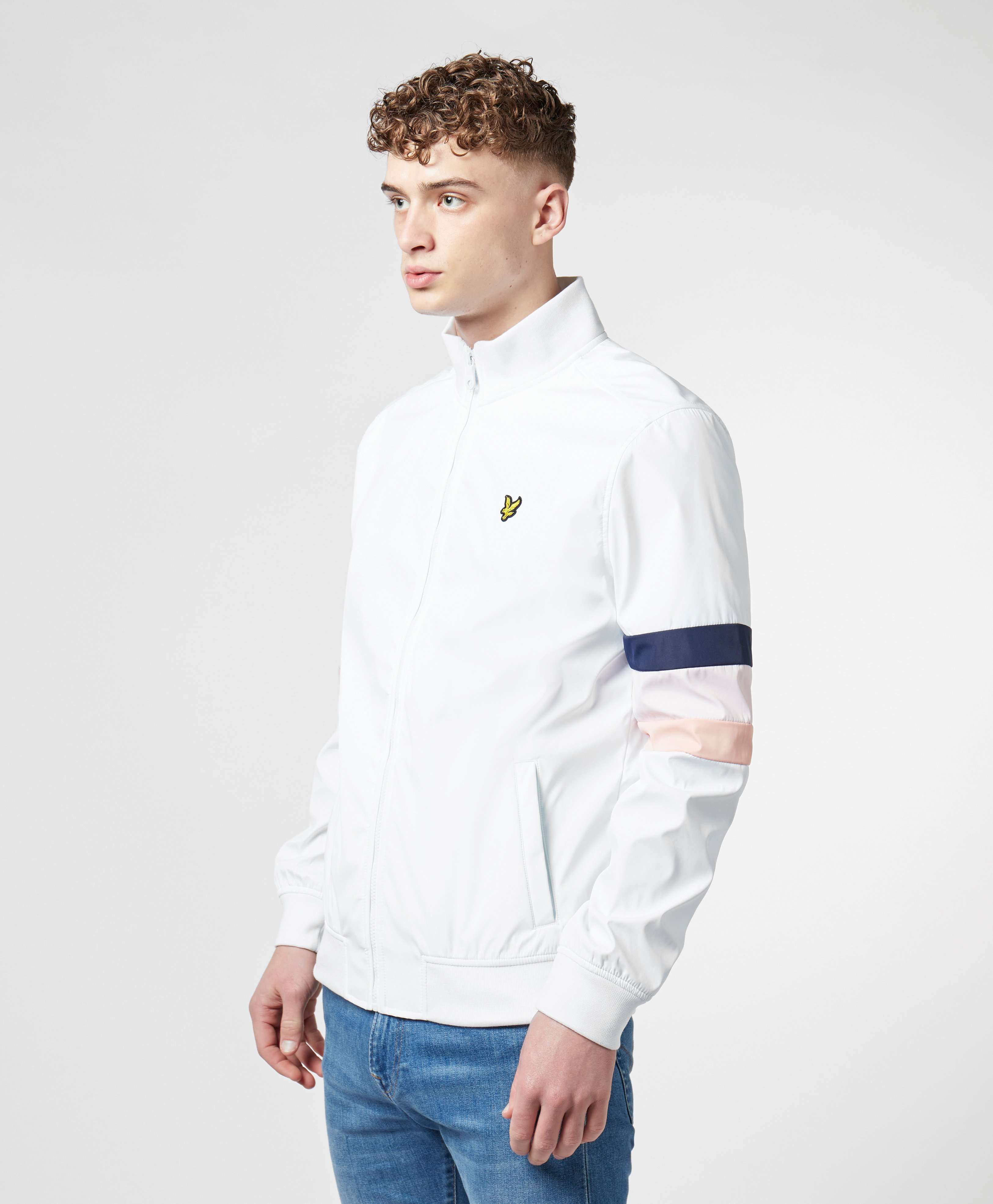 Lyle & Scott Nylon Lightweight Track Top