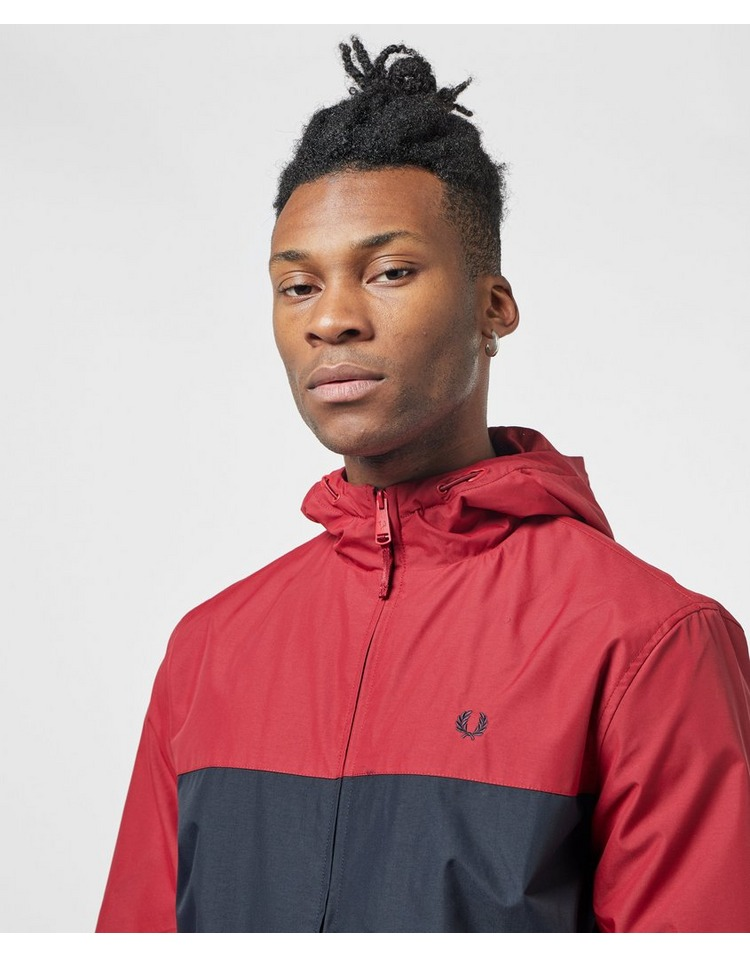 Fred Perry Panel Brentham Lightweight Jacket