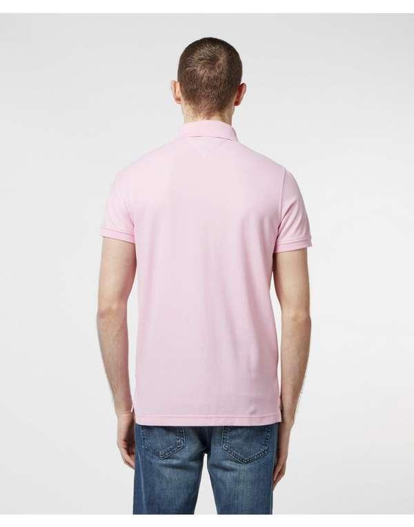 Tommy Hilfiger Core Short Sleeve Slim Polo Shirt