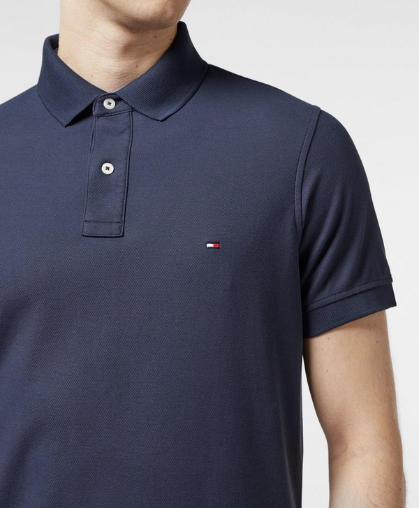 fc79e95e Tommy Hilfiger Core Short Sleeve Slim Polo Shirt | scotts Menswear
