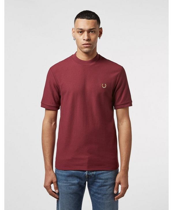 7432e049 Fred Perry x Miles Kane Short Sleeve Pique T-Shirt | scotts Menswear