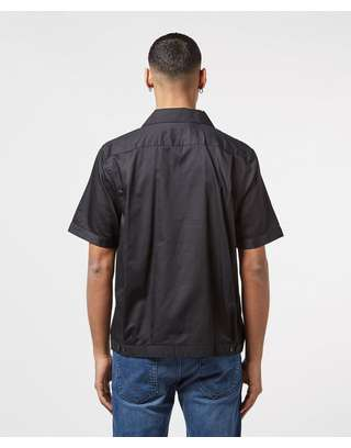 Fred Perry x Miles Kane Short Sleeve Bowling Shirt