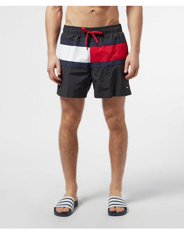 Tommy Hilfiger Large Flag Swim Shorts