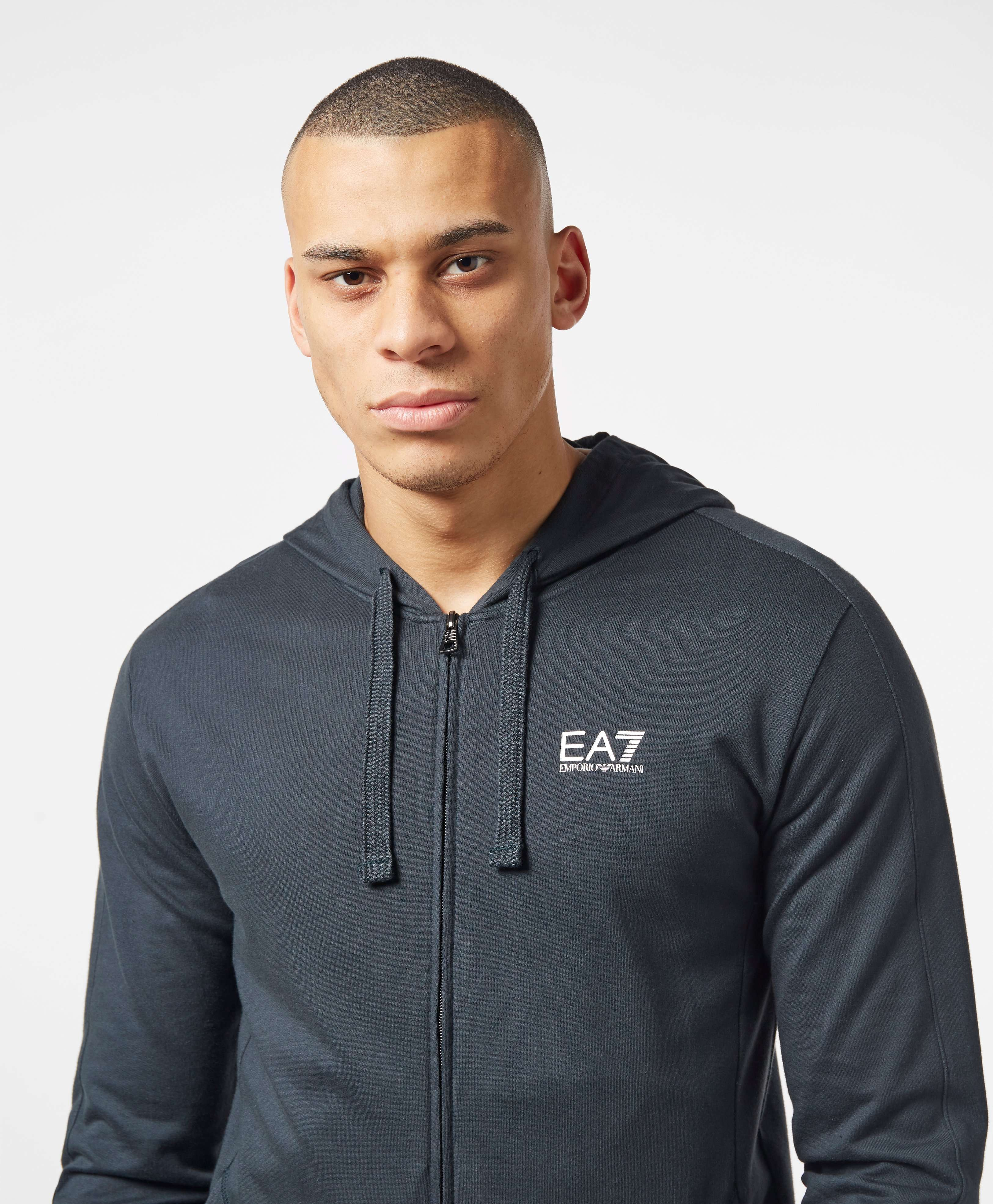 Emporio Armani EA7 Core Full Zip Hoodie - Online Exclusive