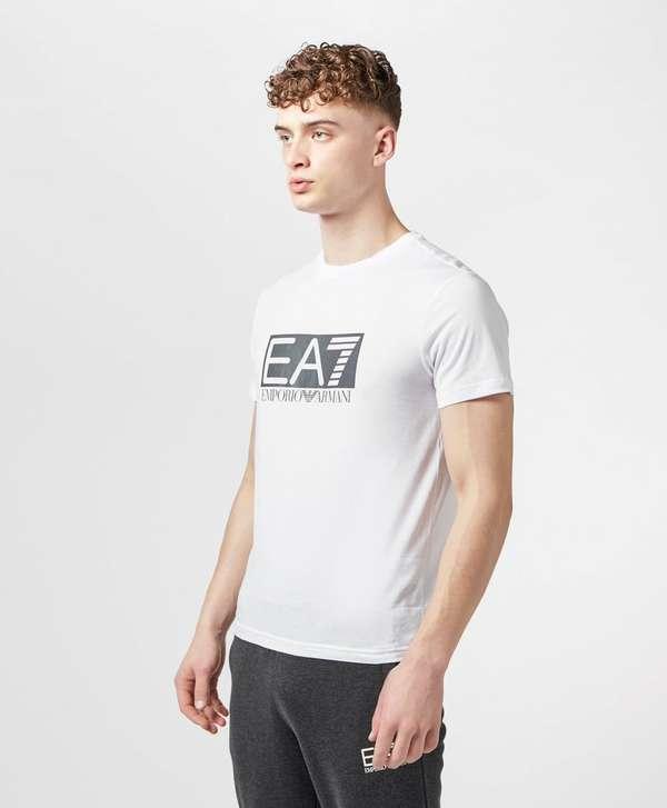 Emporio Armani EA7 Visibility Logo Short Sleeve T-Shirt