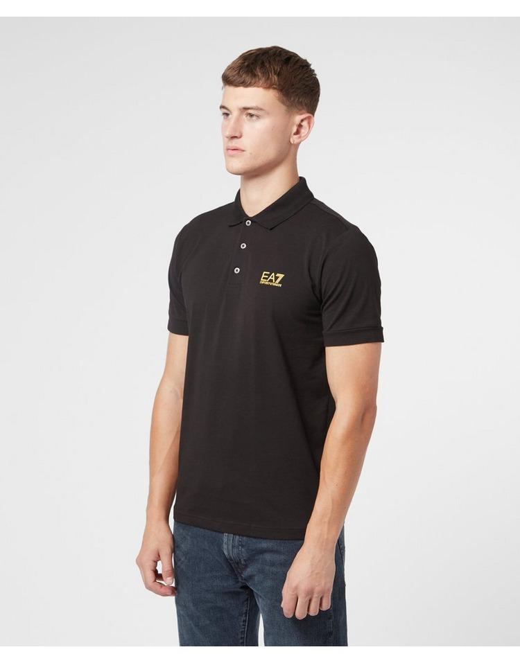 Emporio Armani EA7 Core Short Sleeve Polo Shirt
