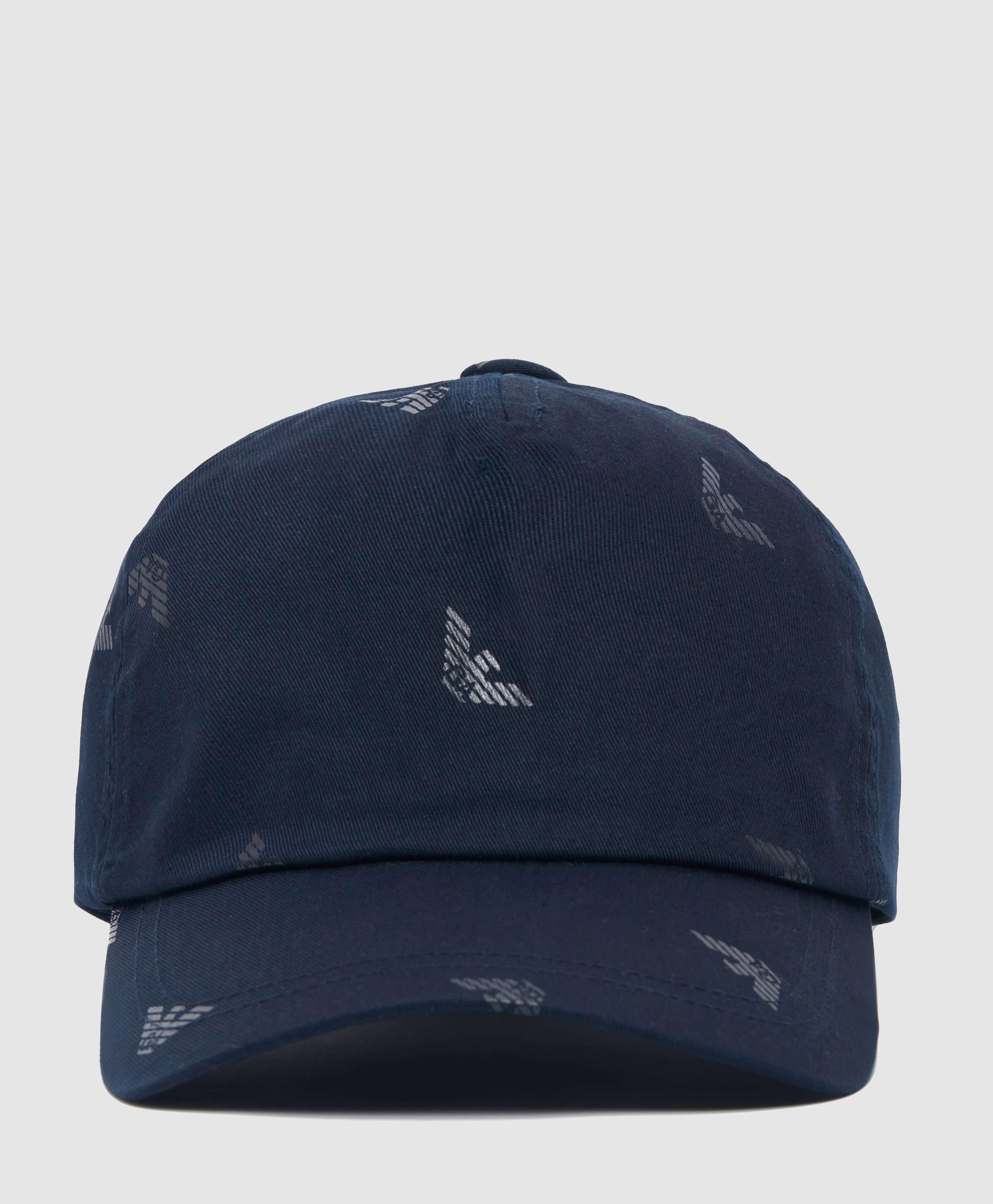 Emporio Armani Metal Logo Cap