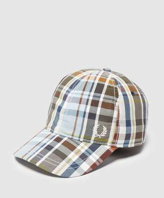 Fred Perry Check Cap