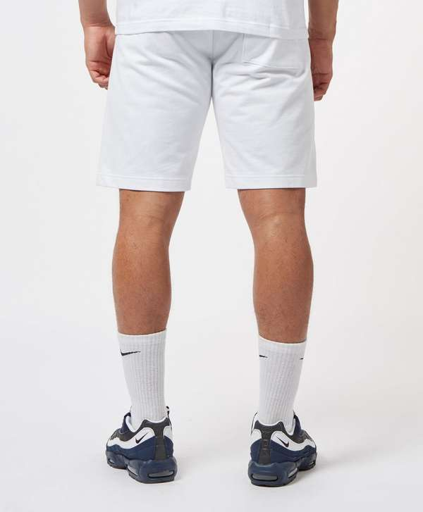 Emporio Armani EA7 7 Lines Fleece Shorts