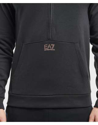 Emporio Armani EA7 Half Zip Hoodie