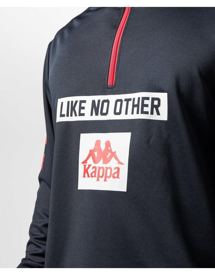 Kappa Baltuc Half Zip Poly Sweatshirt