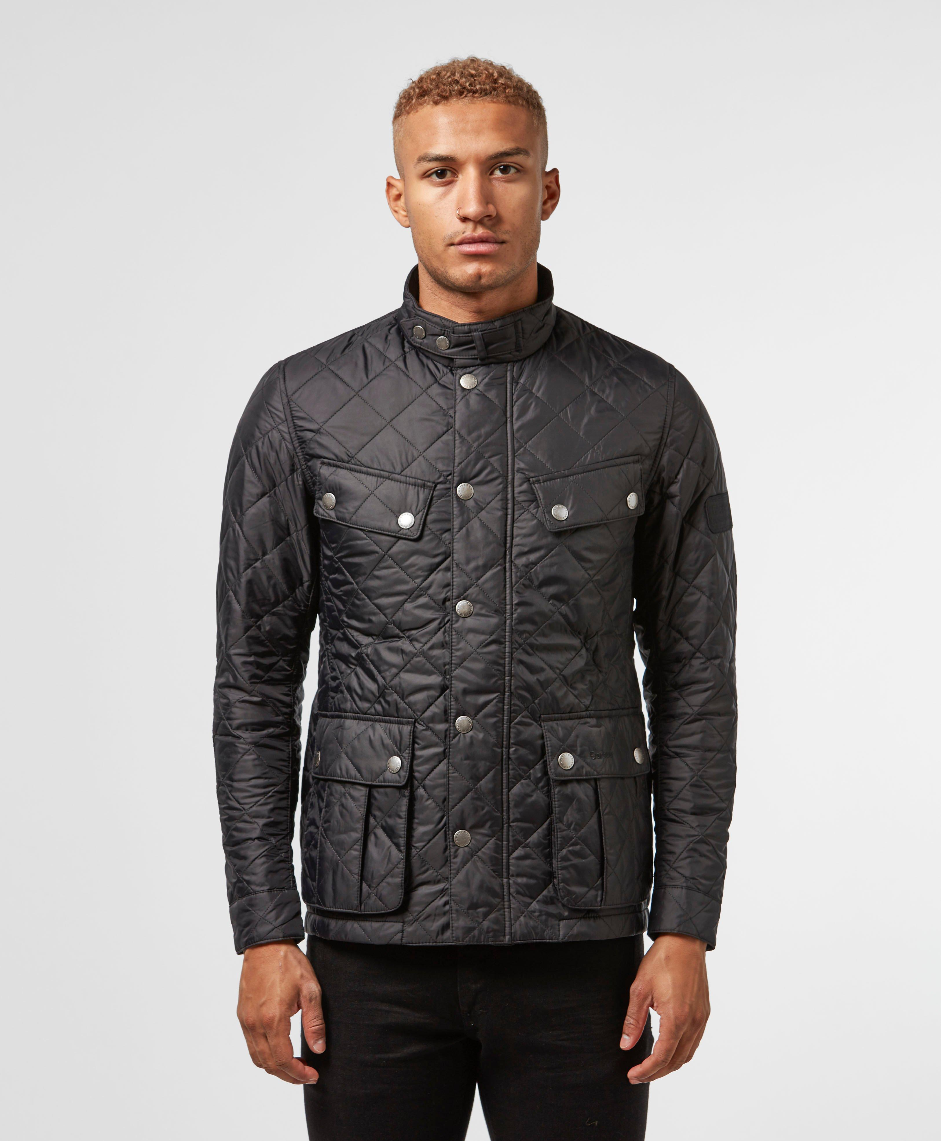 barbour ariel quilted jacket