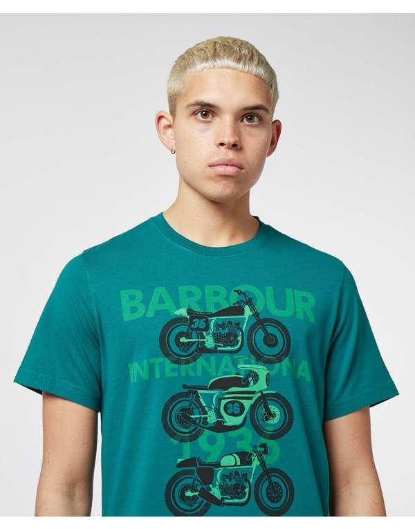 Barbour International Tri Bike Short Sleeve T-Shirt