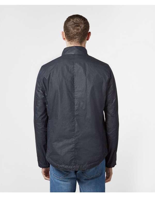 Barbour International Bower Waxed Jacket
