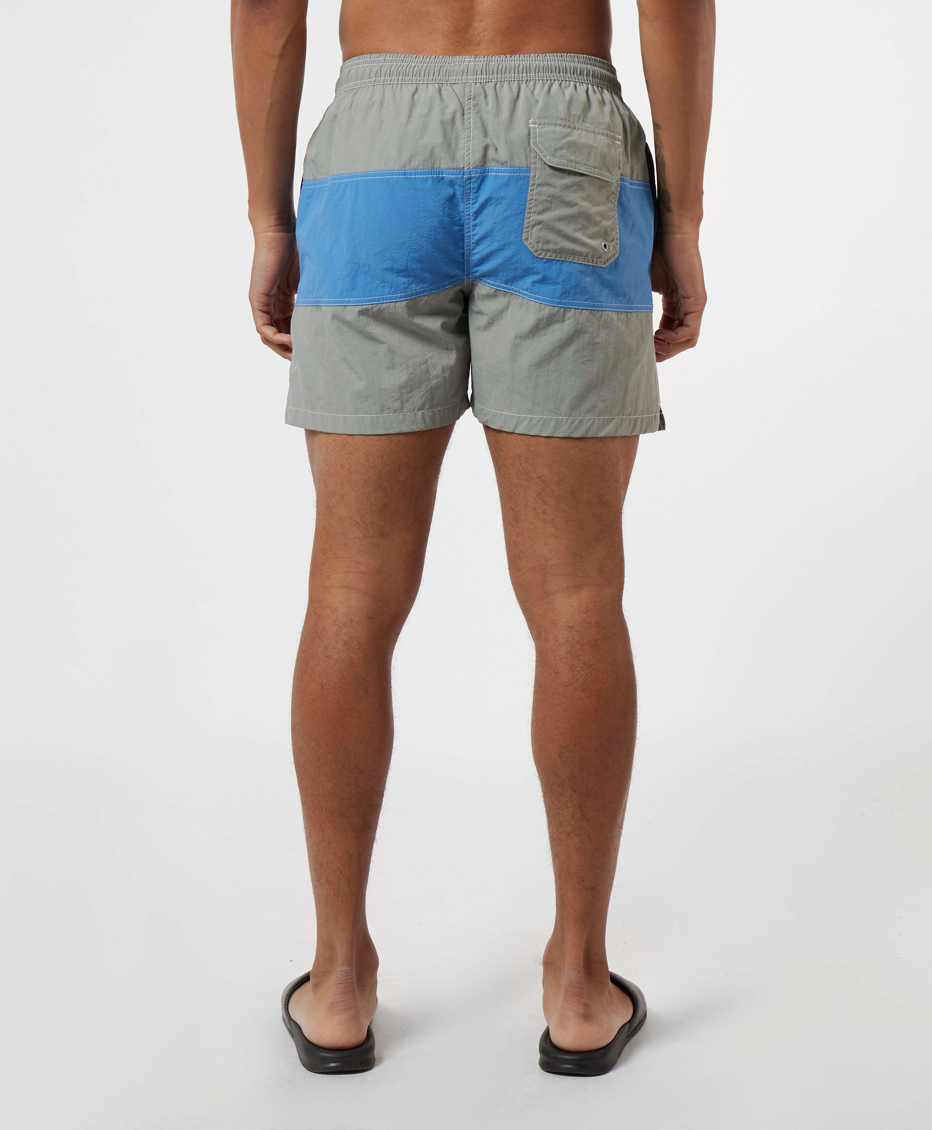 Barbour International Block Swim Shorts