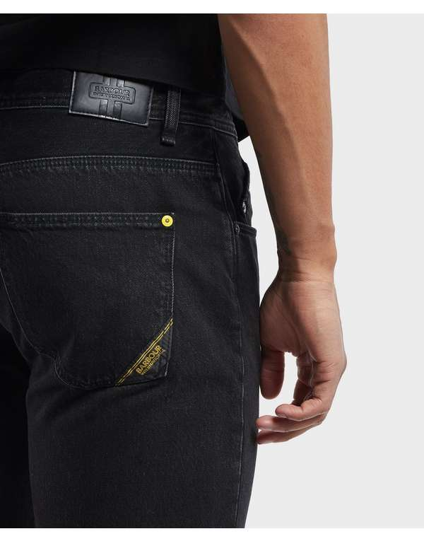 Barbour International A701 Slim Jeans