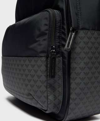 Emporio Armani Nylon Backpack