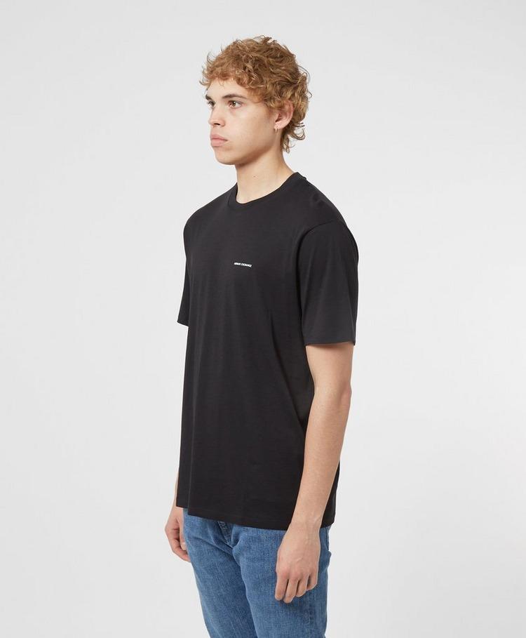 Armani Exchange Mini Logo Short Sleeve T-Shirt