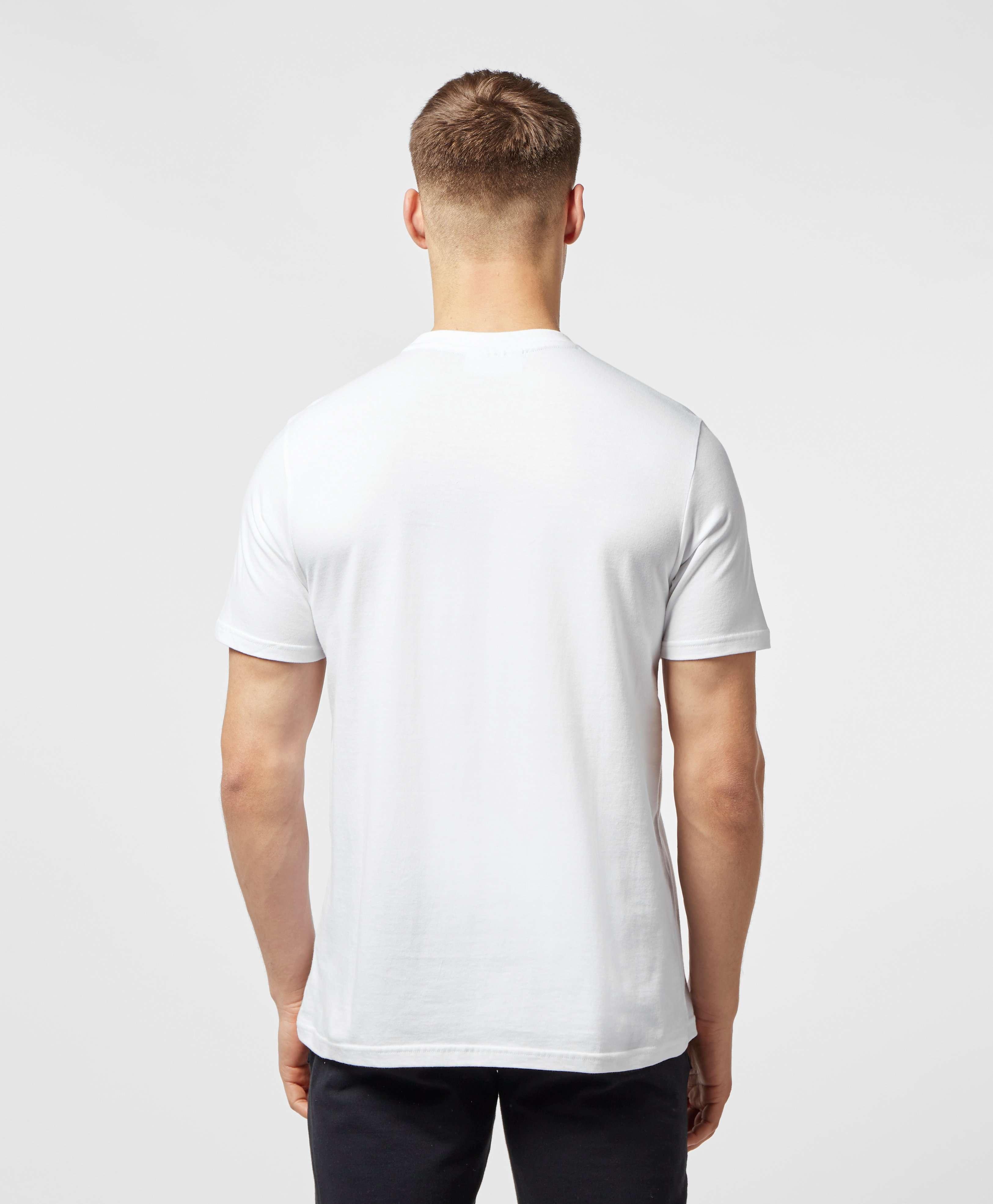 Fila F-Box Graphic Short Sleeve T-Shirt