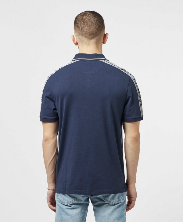 1e1cc528 Michael Kors Tape Shoulder Short Sleeve Polo Shirt | scotts Menswear