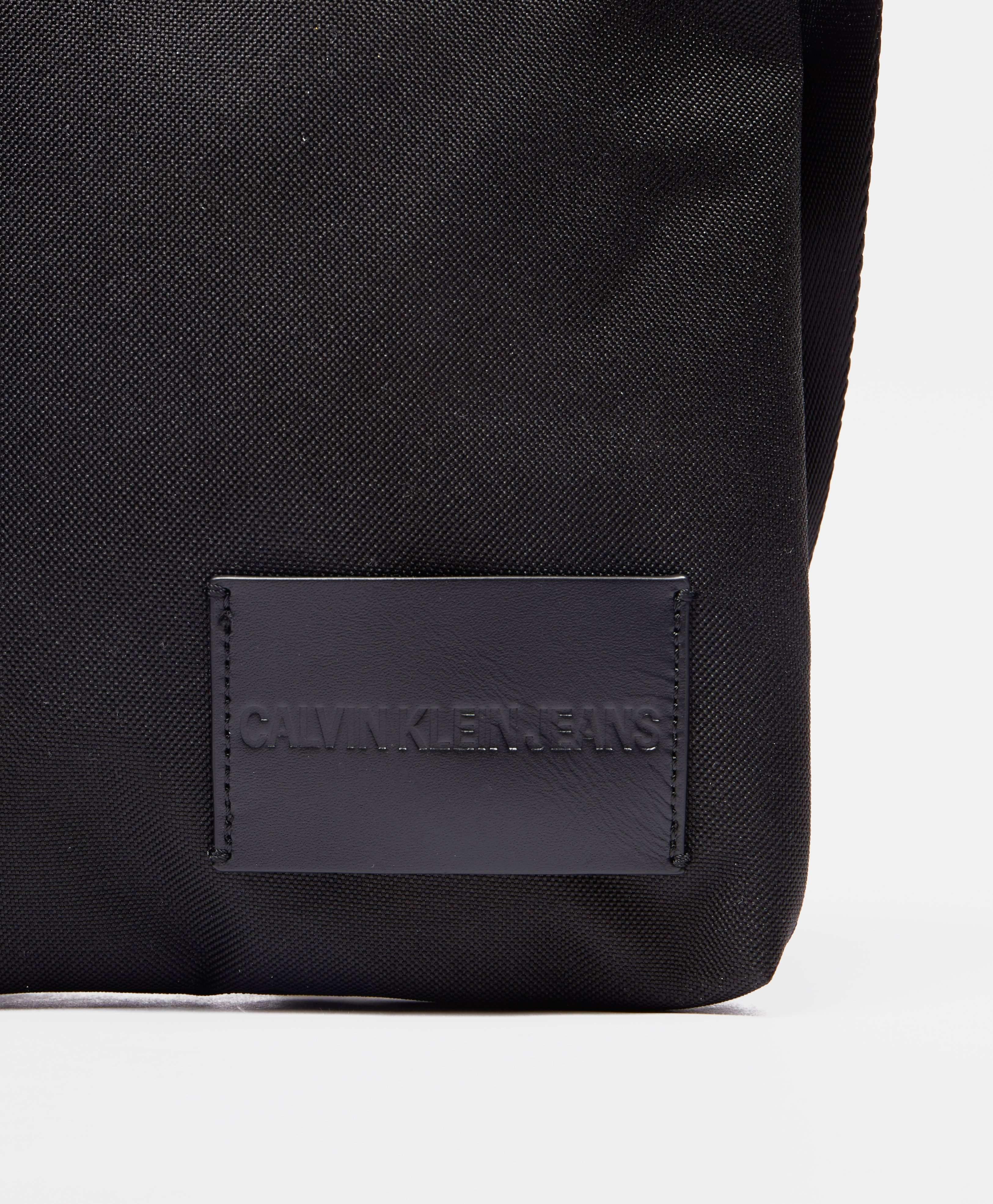 Calvin Klein Tonal Patch Small Item Bag