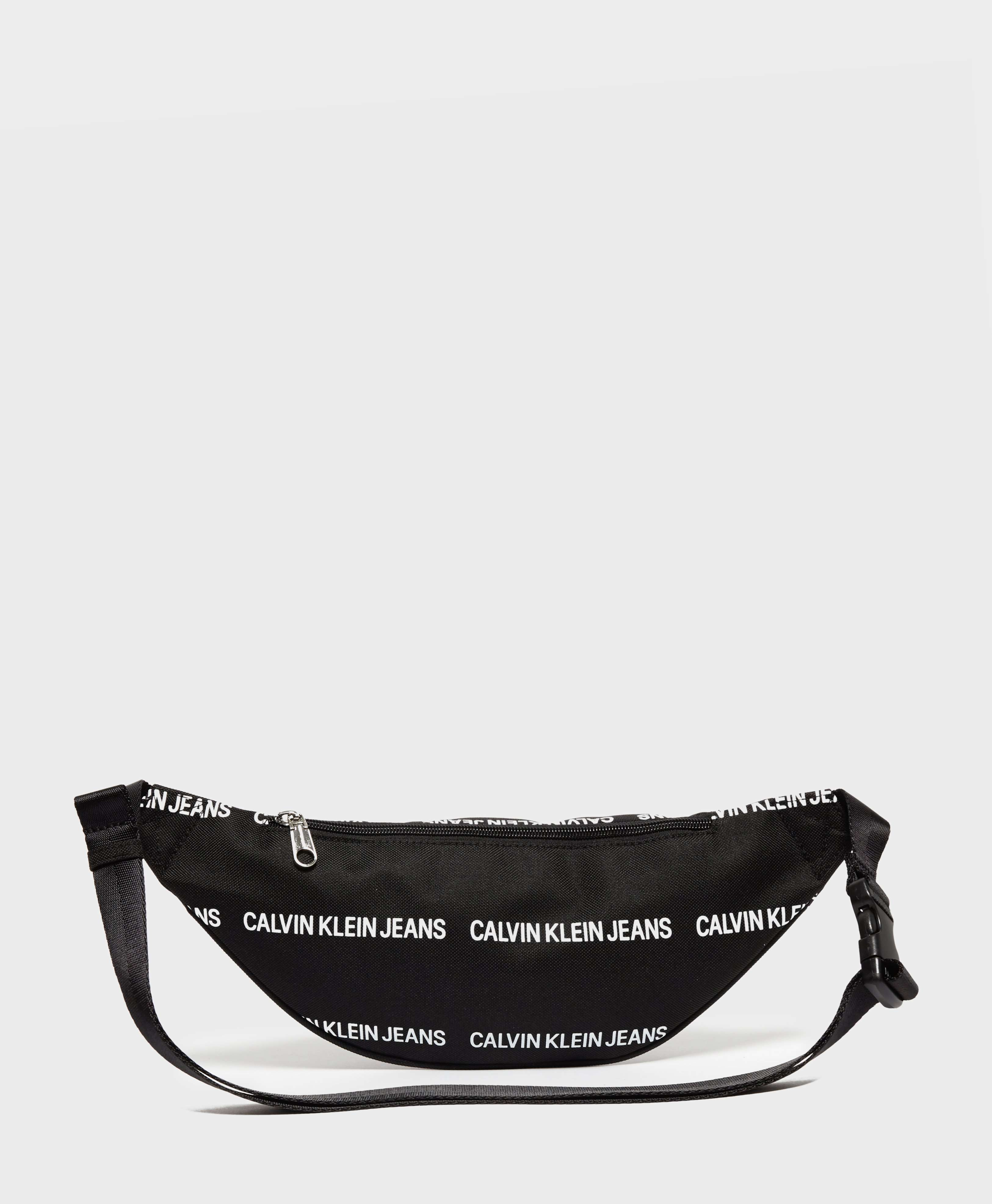 Calvin Klein All Over Logo Bum Bag