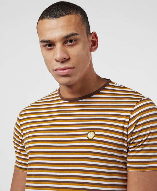 Pretty Green Feeder Short Sleeve T-Shirt