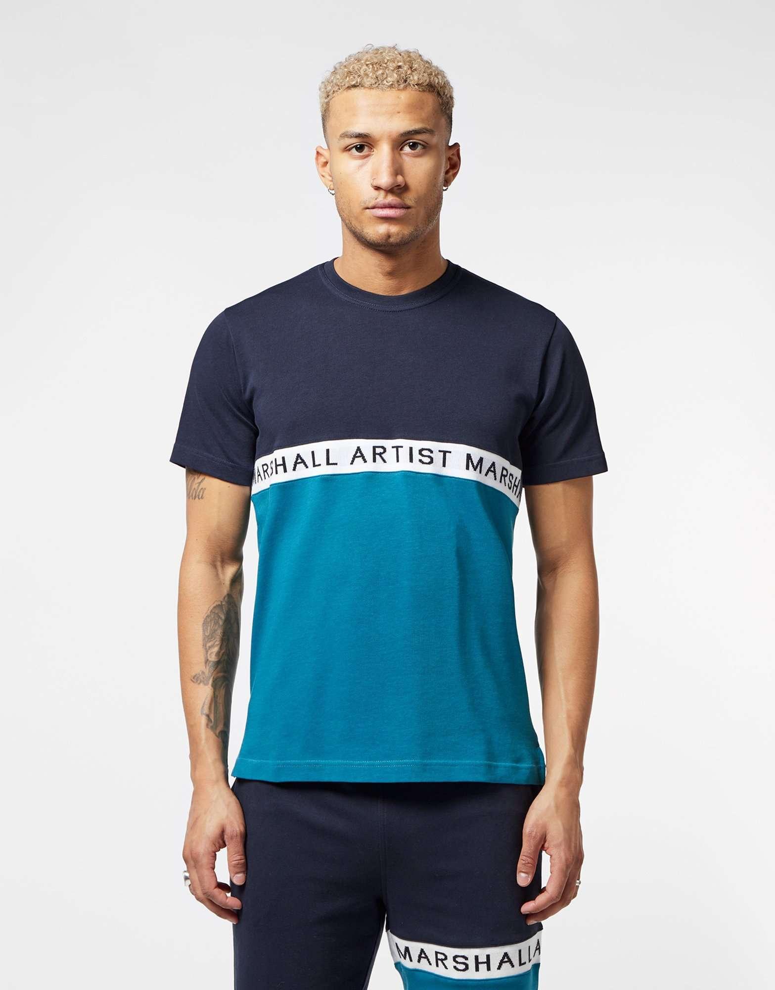 Marshall Artist Maglia Short Sleeve T-Shirt