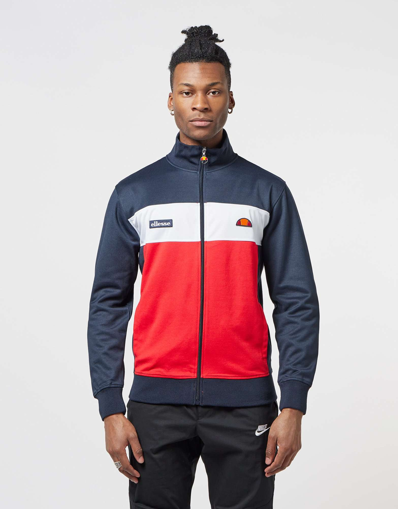 Ellesse Caprini Zip Track Top - Online Exclusive