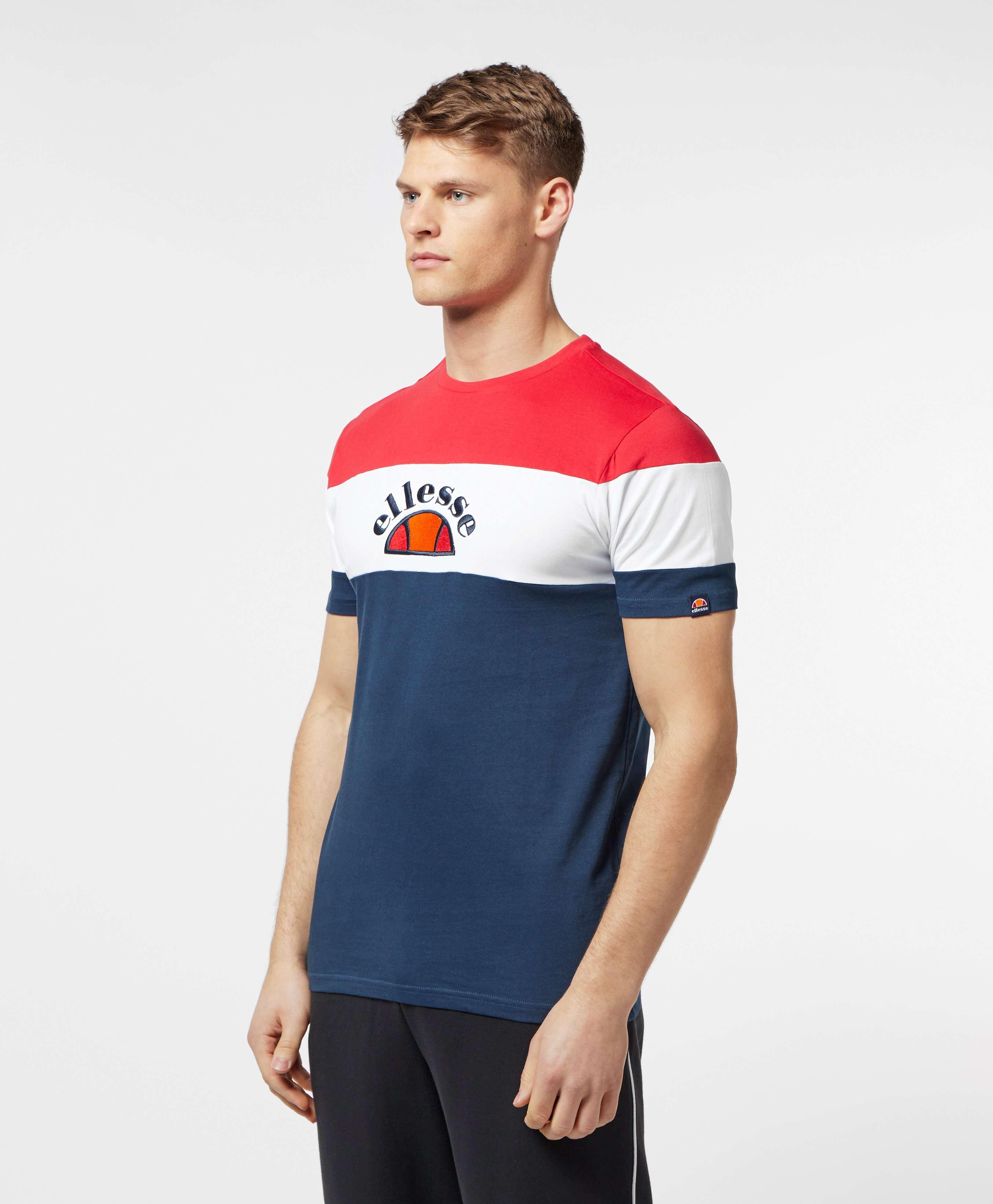 Ellesse Gubbio Short Sleeve T-Shirt - Online Exclusive