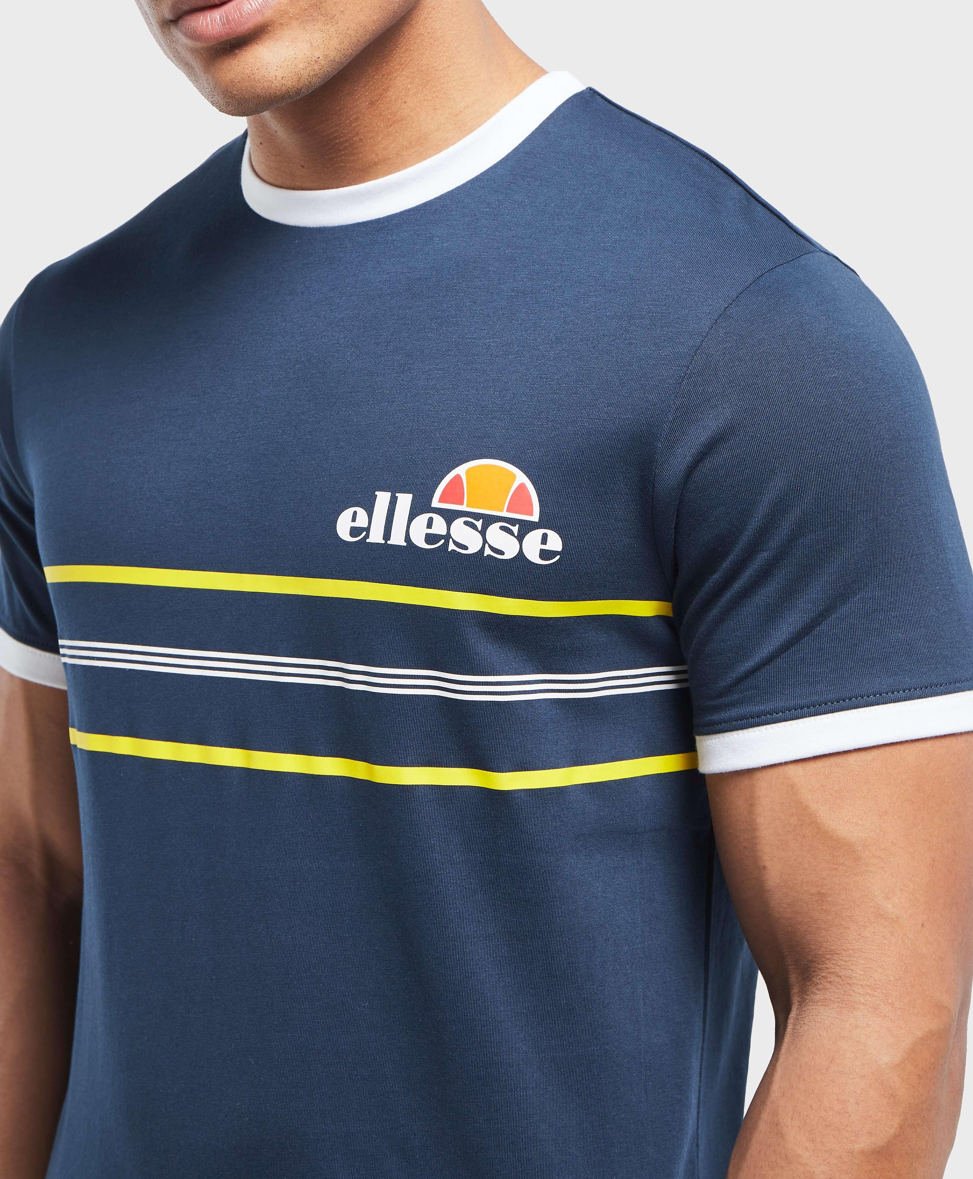 Ellesse Gentario Short Sleeve T-Shirt - Online Exclusive