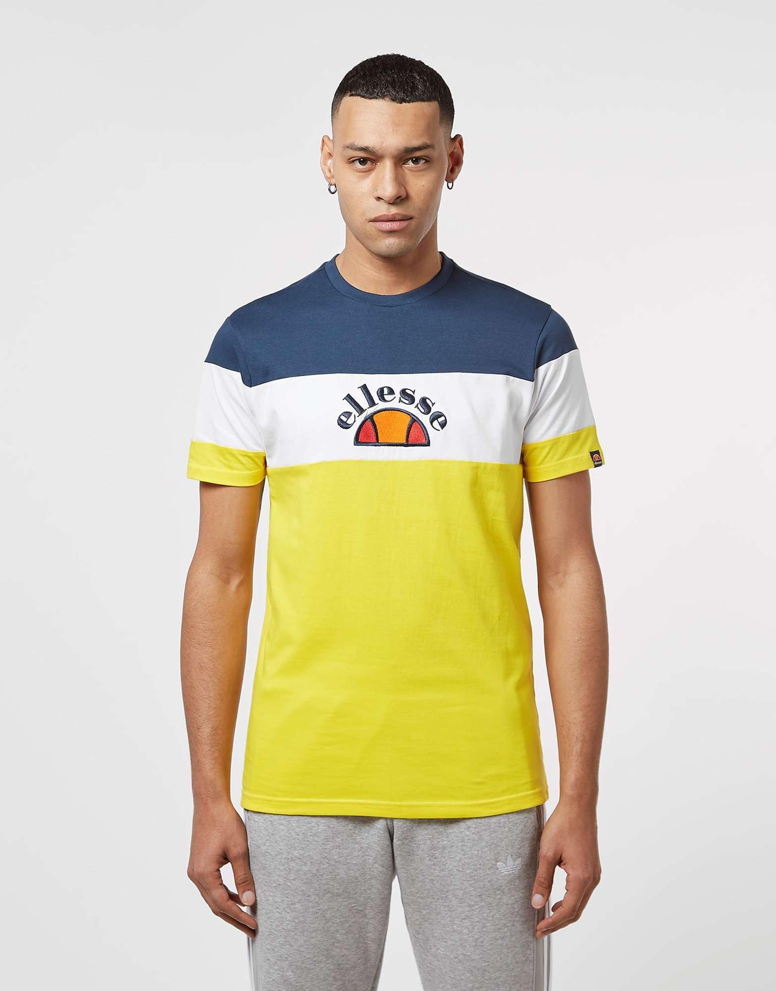 Ellesse Gubbio Short Sleeve T-Shirt